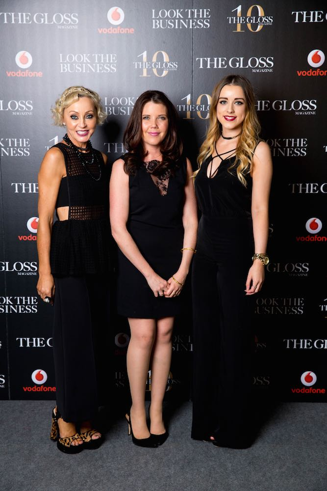 Ann Corcoran from Limetree, Ruth O'Shea from Dublin Airport and Emma Columb from Limetree