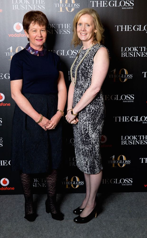 Catherine Ghose from Charles McCann Investments and Michele Connolly from KPMG