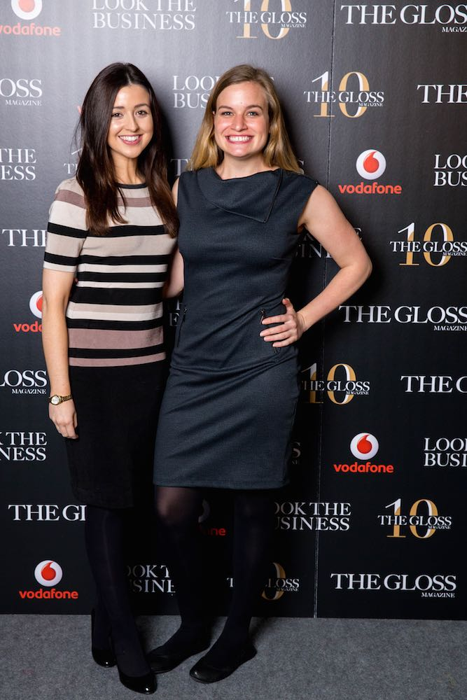 Amy O'Dwyer and Jackie Micheller from Atradius