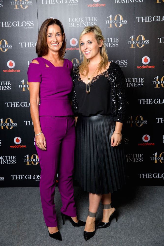 Aisling Dodgson and Sarah Doyle from Investec