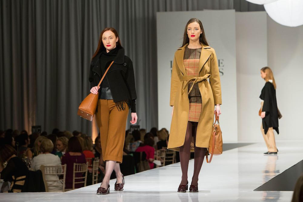 The Look The Business 2016 fashion show featuring Power Pairings by Kildare Village