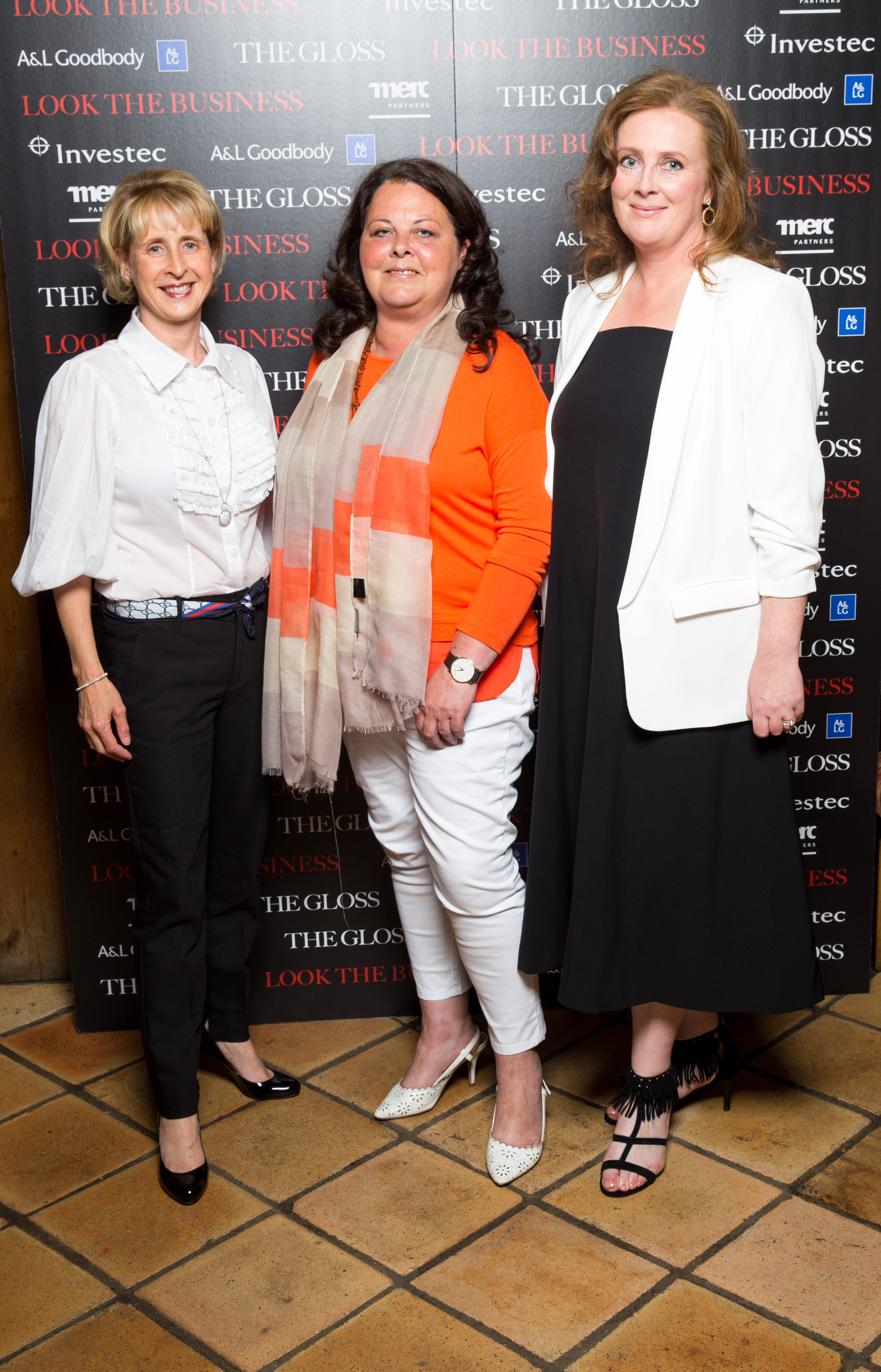 Alison Fanagan, A&L Goodbody, Lorraine McMahon, (Anglo Irish Beef) and Sinead Lohan, Investec
