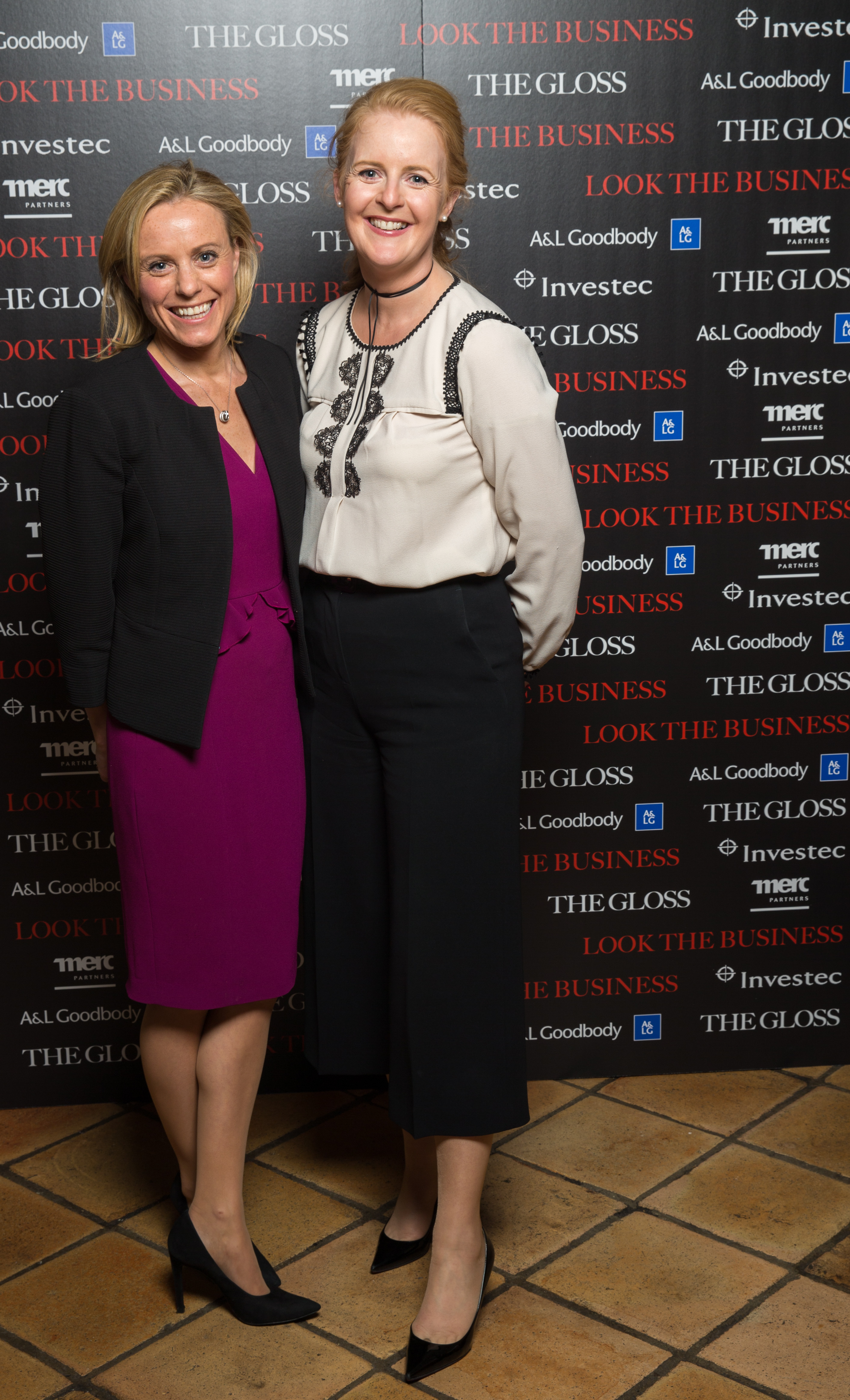 Helen Fitzgerald and Katherine Dwyer, Investec
