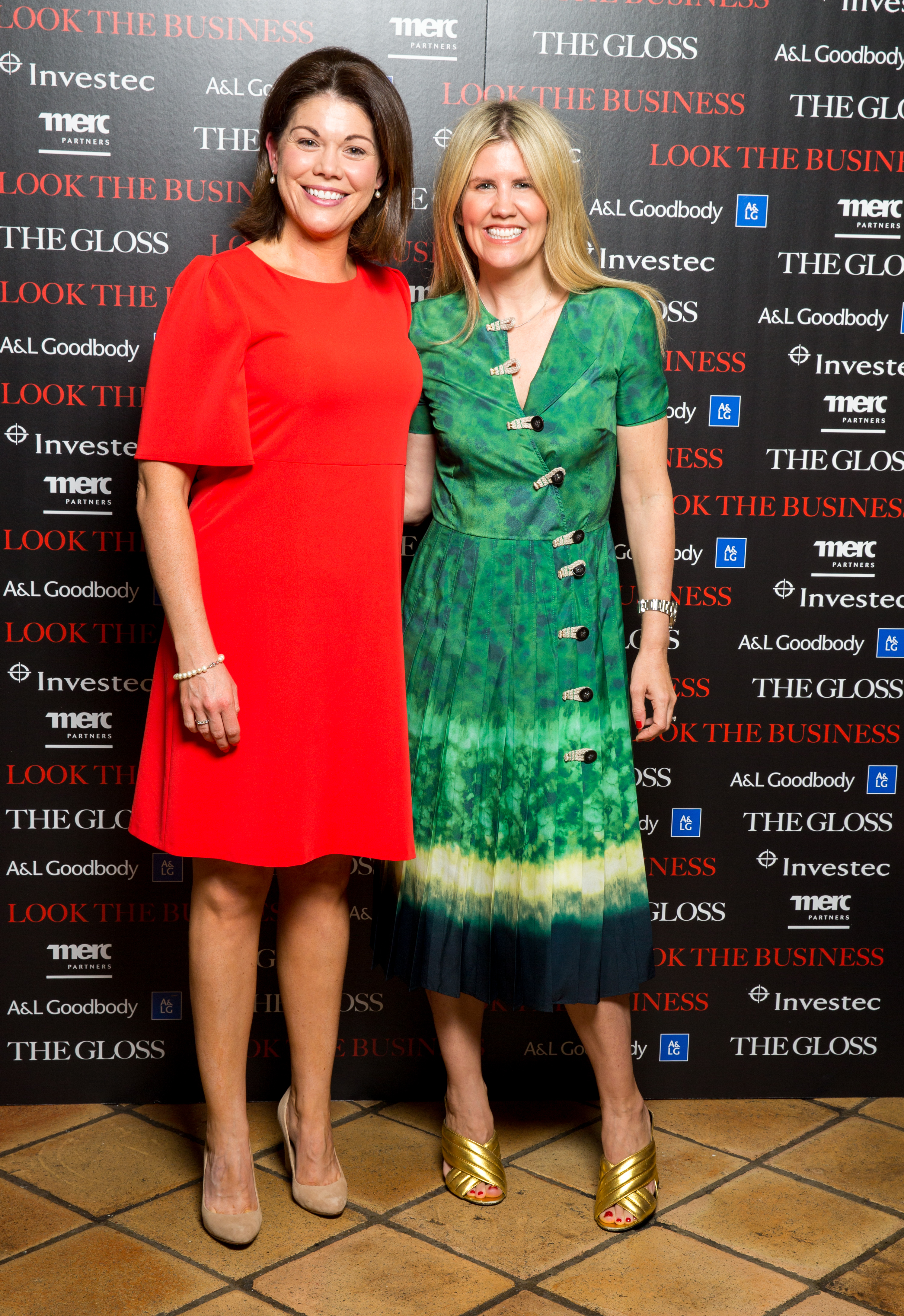 Jacky Tehan Woodford, Investec and Pippa Holt (Pippa Holt Kaftans)