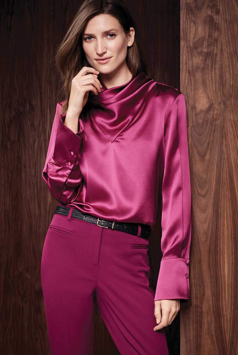 The Gloss Magazine Ltb Marks And Spencer Pink