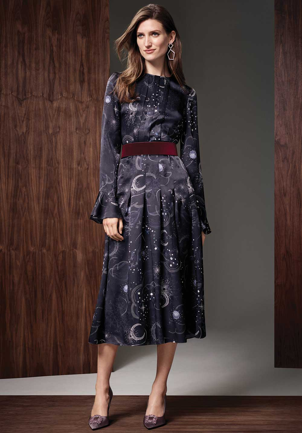 The Gloss Magazine Ltb Marks And Spencer Dress