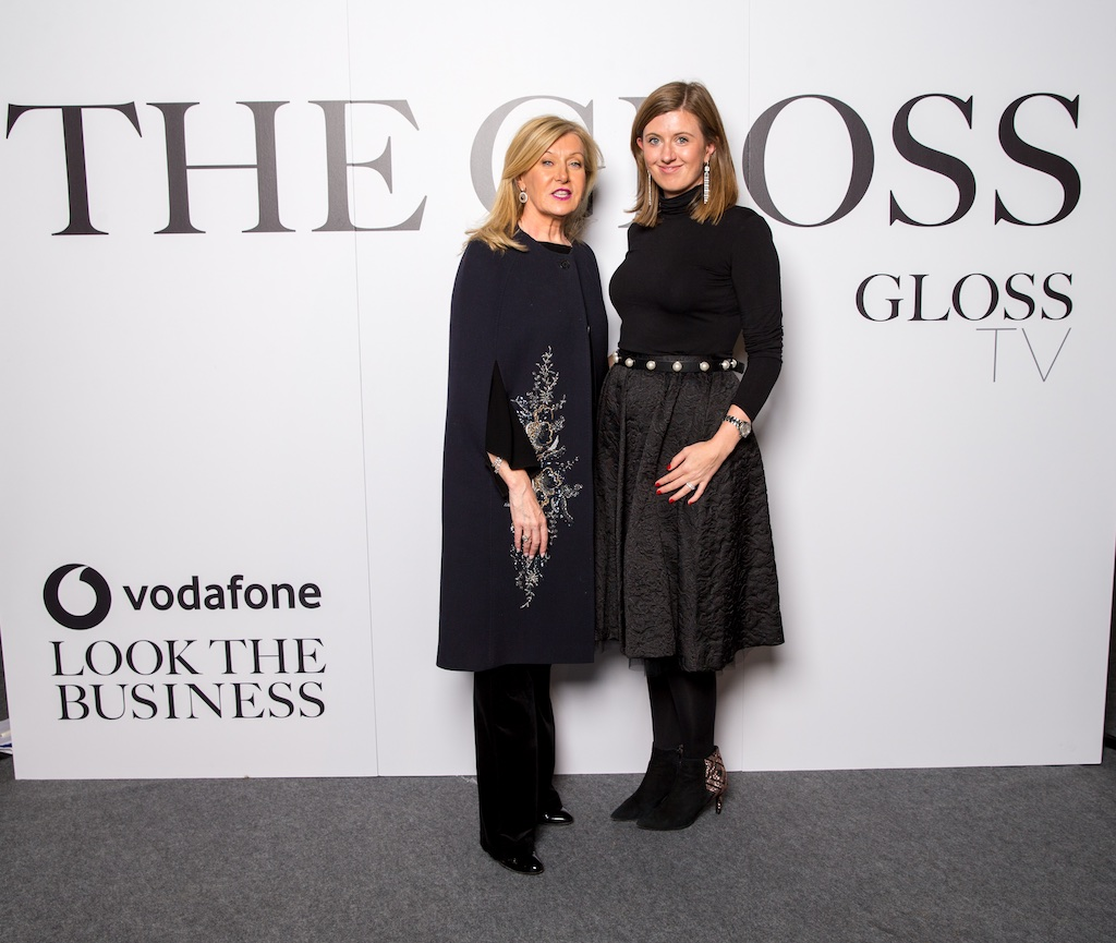 Louise Kennedy and Sophie Styles, Boodles