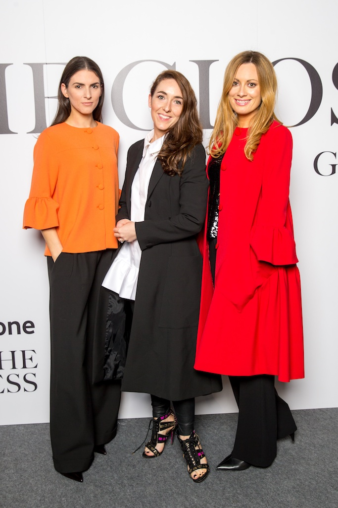 Aisling Lavelle, Melanie McGowan and Valerie Forde, Dunnes Stores