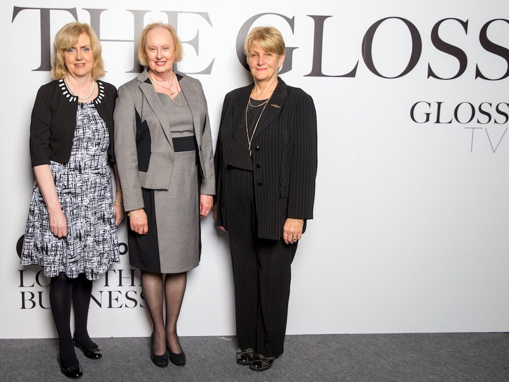 Annette O'Neill, Jackie Lacy and Barbara Davis, Windsor Hotel Solutions