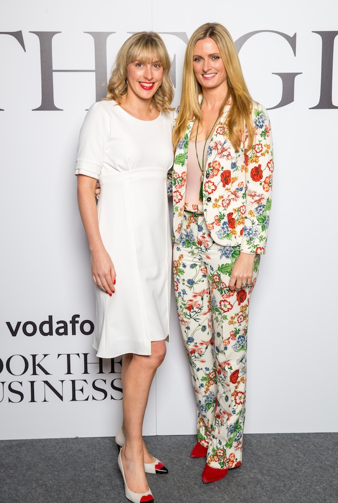Heidi Higgins, Fashion designer and Keira Kennedy, KDK