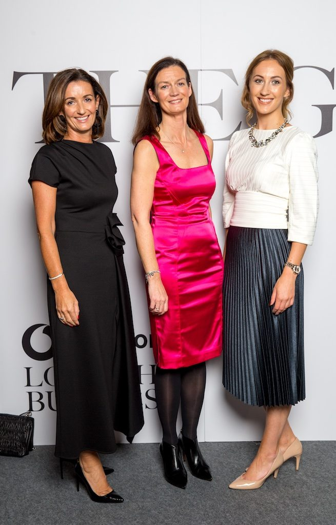 Aisling Dodgson, Dolores Geaney and Siobhan Ahern, Invesetc