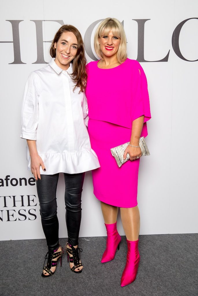 Melanie McGowan and Diana Moran, Dunnes Stores