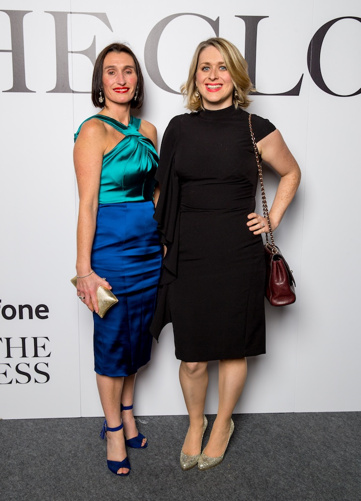 Debbie Power and Mary Connolly, Vodafone