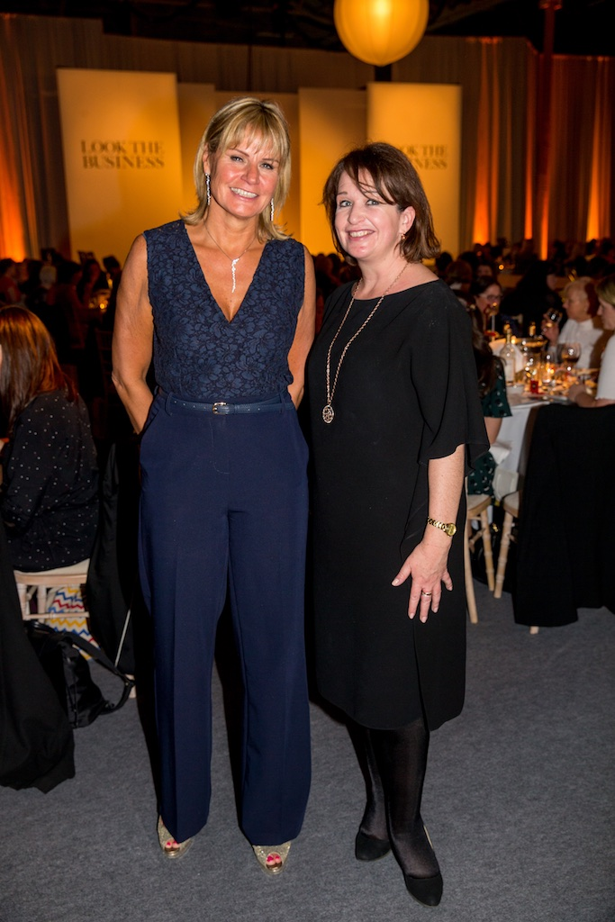 Caroline Odgers, OMD and Siobhan O'Connell, Business Plus