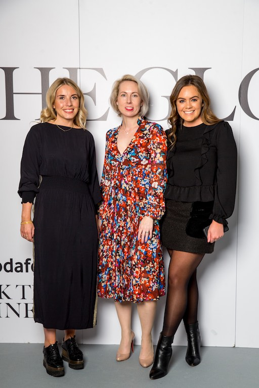 Emily Gallagher, WHPR, Kendra Connolly, Pandora and Aimee O'Driscoll, WHPR