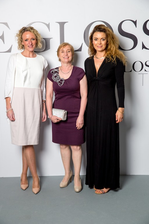 Louise O'Conor, Abodoo and Regina Moran, Vodafone and Vanessa Tierney, Abodoo