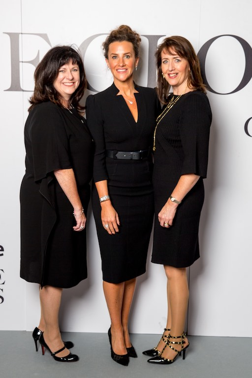 Helen Bannon, Boodles, Susie Golby and Madeline Hanlon, Boodles