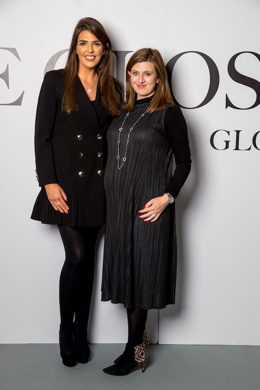 Kiera O'Rahilly and Sophie Styles, Boodles