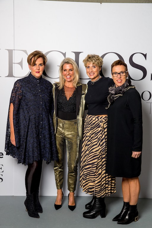 Clodagh Shorten, Samui, Lesley Giltinan, Lean, Eileen McGrath, The Edge Hair Design and Katharine Kelleher, Comyn Kelleher Tobin Solicitors